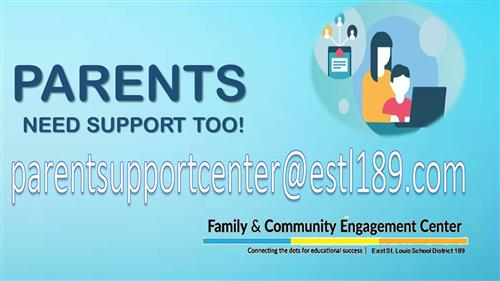 Parent Support Flyer