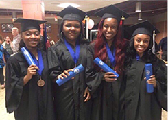 High School Seniors Graduate from SWIC