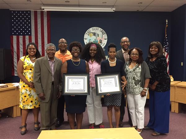 Honoring School Board Members